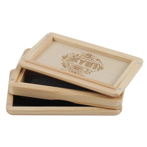 RYOT Pollen Box 3x5 Natural - Retro Active Smoke Shop