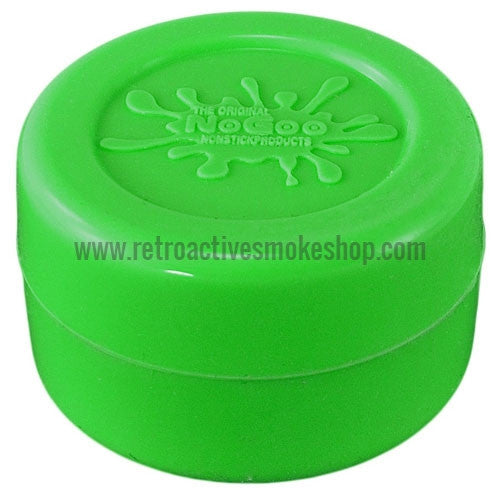 NoGoo Concentrate Container Large - Green - Retro Active Smoke Shop