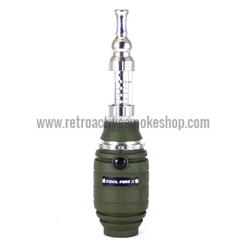 [product type] - (CLEARANCE) Innokin iTaste Coolfire II Starter Kit - Camo - Retro Active Smoke Shop