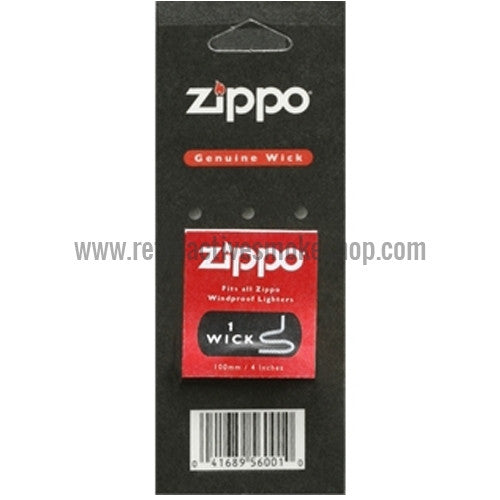 (CLEARANCE) Zippo Genuine Replacement Wick - Retro Active Smoke Shop