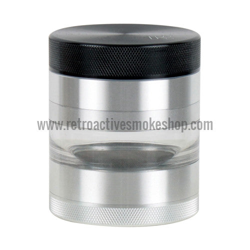 "Kannastor 2.2"" 4pc Grinder/Jar - Retro Active Smoke Shop"