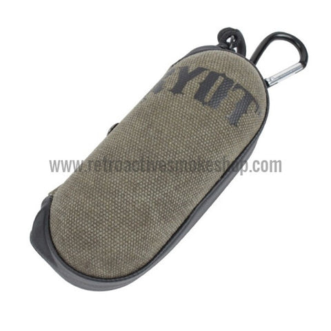 RYOT Small SmellSafe™ HardCase Pipe Case - Olive - Retro Active Smoke Shop  - 1