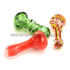 RASS $8 Glass Hand Pipe - Retro Active Smoke Shop  - 1