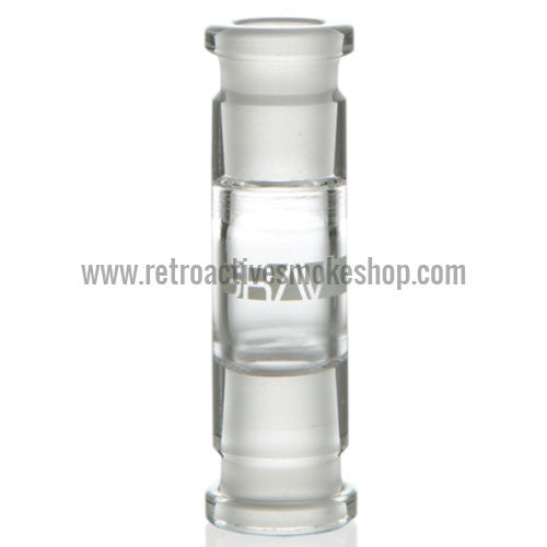 Grav Labs 10mm Female/10mm Female Straight Adapter - Retro Active Smoke Shop