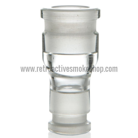 Grav Labs 14mm Female/18mm Female Straight Adapter - Retro Active Smoke Shop