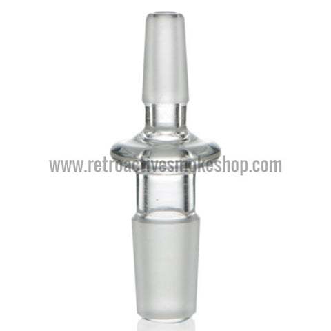 Grav Labs 10mm Male/14mm Male Straight Adapter - Retro Active Smoke Shop