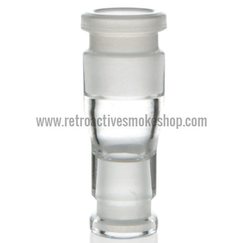 Grav Labs 10mm Female/14mm Female Straight Adapter - Retro Active Smoke Shop