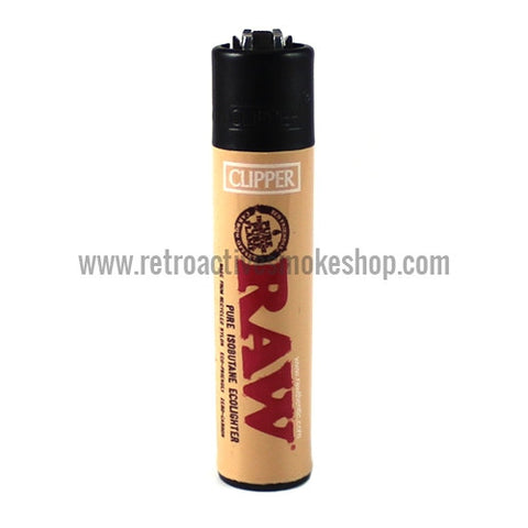 Clipper Lighter - RAW - Retro Active Smoke Shop