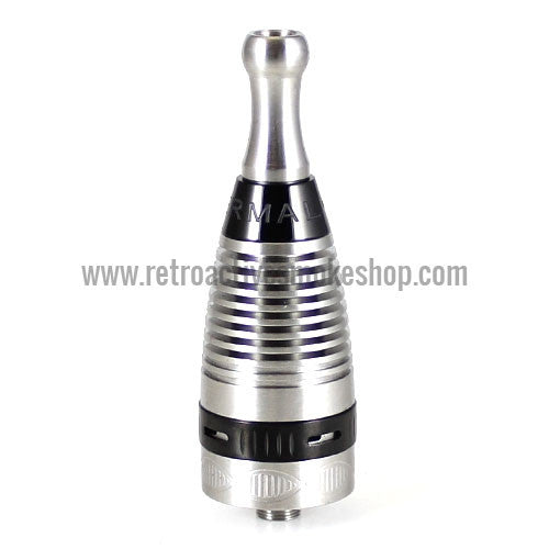 [product type] - (CLEARANCE) Innokin Exthermal RDA Rebuildable Atomizer - Black - Retro Active Smoke Shop