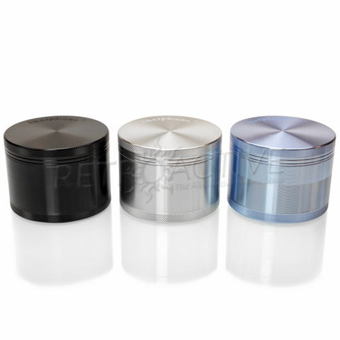 "SharpStone XL Hard Top 3"" 4pc Herb Grinder"