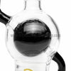 Quantum Sci Orb Bubbler Bong with Inline Perc - Black - Retro Active Smoke Shop  - 4