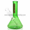"Headdies 8"" Scientific Glass Beaker - Green - Retro Active Smoke Shop  - 1"
