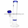 "Sabertooth 8"" Honeycomb Disk Oiler - Blue - Retro Active Smoke Shop  - 2"
