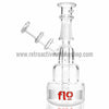 Flo Wedding Cake Mini Sidecar Oil Rig - Retro Active Smoke Shop  - 1