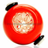 Empire Glassworks Pokeball Bowl with Built In Screen - 18mm - Retro Active Smoke Shop  - 2