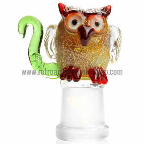 Empire Glassworks Hootie Owl Dome - 18mm - Retro Active Smoke Shop