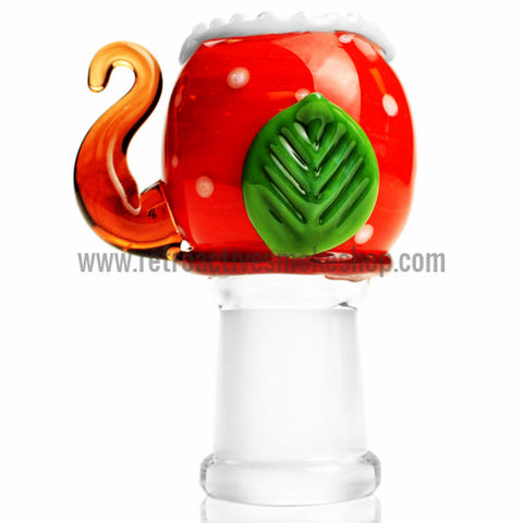 Empire Glassworks Mario Piranha Plant Dome - 14mm - Retro Active Smoke Shop