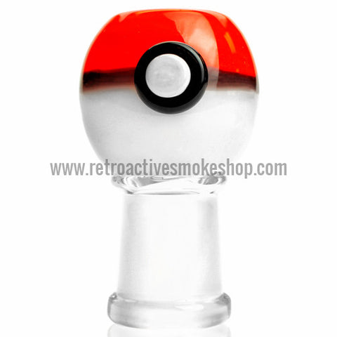 Empire Glassworks Pokeball Dome - 14mm - Retro Active Smoke Shop