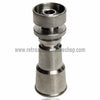 RASS 10mm/14mm Female Grade 2 Titanium Domeless Nail - Retro Active Smoke Shop  - 2