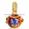 Empire Glassworks Butterfly Spoon Hand Pipe - Retro Active Smoke Shop  - 2