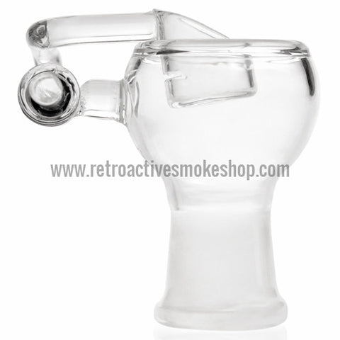 RASS 18mm Female Quartz Honey Bucket - Retro Active Smoke Shop  - 1