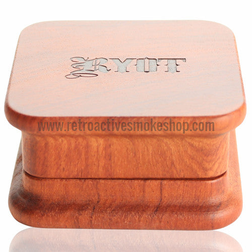 RYOT 1905 2pc Square Wood Grinder
