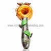 Empire Glassworks Greenery Owl Spoon Hand Pipe - Retro Active Smoke Shop  - 3