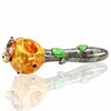 Empire Glassworks Greenery Owl Spoon Hand Pipe - Retro Active Smoke Shop  - 2