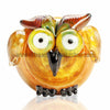 Empire Glassworks Greenery Owl Spoon Hand Pipe - Retro Active Smoke Shop  - 4