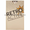 Retro Active Smoke Shop Grinder Card with Roach Holder - Retro Active Smoke Shop  - 2