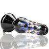 ATX Glassworks Lava Lamp Chillum Pipe - Purple - Retro Active Smoke Shop  - 3