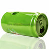 "ATX Glassworks Ceramic Soda Can Steamroller - ""Mountain Dank"" - Retro Active Smoke Shop  - 3"