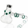 ATX Glassworks Clear Vapor Stone Hammer - Teal - Retro Active Smoke Shop  - 2