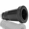 Sahara Smoke Metal Hose Adapter - Black Matte - Retro Active Smoke Shop  - 1