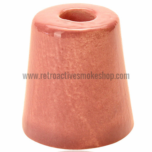 RASS Ceramic Cigarette Snuffer - Peach - Retro Active Smoke Shop