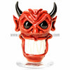 The Crush Glass Insane Asylum Face - Devil - Retro Active Smoke Shop  - 1