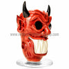 The Crush Glass Insane Asylum Face - Devil - Retro Active Smoke Shop  - 2
