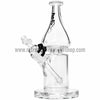 Grav Labs Clear Helix Flare Water Pipe - Black - Retro Active Smoke Shop  - 1