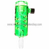 Grav Labs 14mm Glycerin Coil Chiller - Green - Retro Active Smoke Shop  - 2