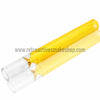 RASS Colored Glass Bat - Yellow - Retro Active Smoke Shop  - 1