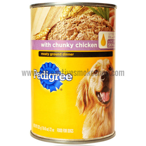 RASS Pedigree Dog Food Stash Can - Retro Active Smoke Shop  - 1
