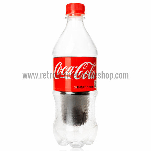 RASS Coca-Cola Bottle Stash Can - Retro Active Smoke Shop