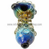 Harold Durbin Nubby Spoon Hand Pipe - Multi Color - Retro Active Smoke Shop  - 4