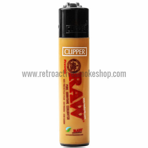 Clipper Lighter - Raw Mini - Retro Active Smoke Shop  - 1
