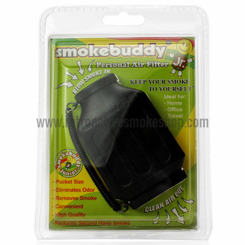 Smoke Buddy Jr. Personal Air Filter - Retro Active Smoke Shop  - 4