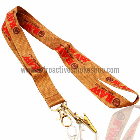 Raw Lanyard - Retro Active Smoke Shop