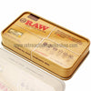 Raw Rectangle Pop Top Metal Tin - Retro Active Smoke Shop  - 3