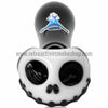 Chameleon Glass Skellington Spoon Hand Pipe - Retro Active Smoke Shop  - 4