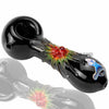 Chameleon Glass Reggae Sunsplash Pipe - Onyx Black - Retro Active Smoke Shop  - 1