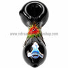 Chameleon Glass Reggae Sunsplash Pipe - Onyx Black - Retro Active Smoke Shop  - 3